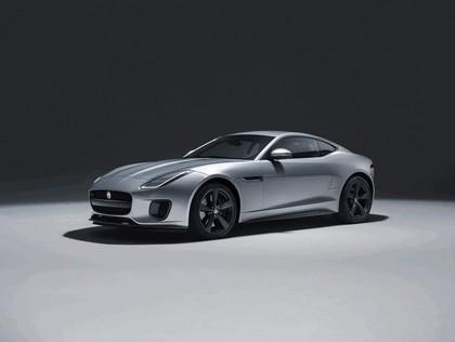 2017 Jaguar F-type 400 sport coupé 8
