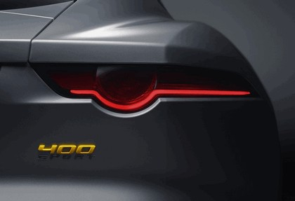 2017 Jaguar F-type 400 sport coupé 12