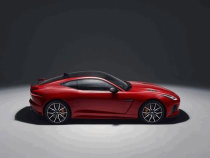 2017 Jaguar F-type SVR coupé 1