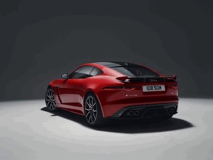 2017 Jaguar F-type SVR coupé 3