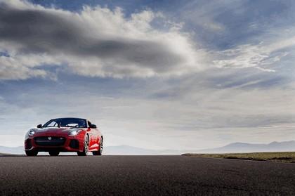2017 Jaguar F-type SVR coupé 10