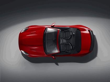 2017 Jaguar F-type SVR convertible 3