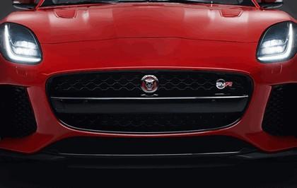 2017 Jaguar F-type SVR convertible 5