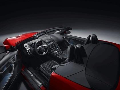 2017 Jaguar F-type SVR convertible 6