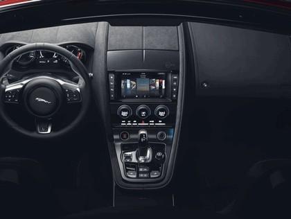 2017 Jaguar F-type SVR convertible 7