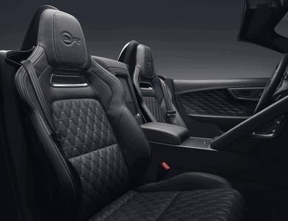 2017 Jaguar F-type SVR convertible 8