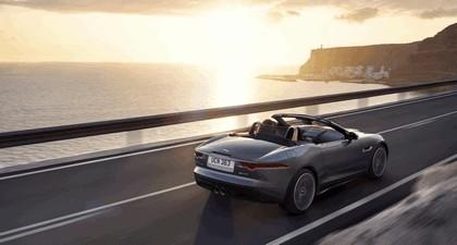 2017 Jaguar F-type R-Dynamic convertible 2