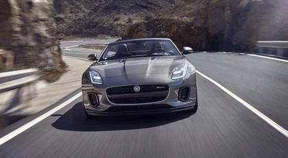2017 Jaguar F-type R-Dynamic convertible 3