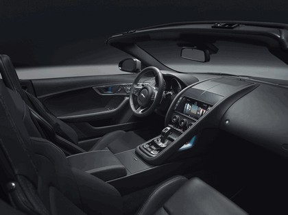 2017 Jaguar F-type R-Dynamic convertible 9