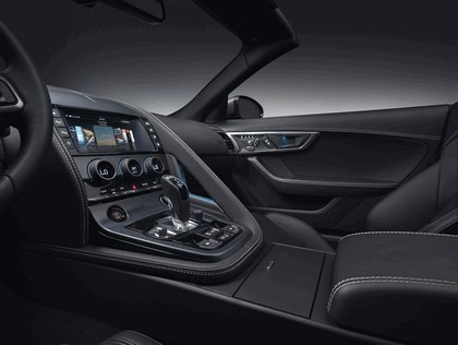 2017 Jaguar F-type R-Dynamic convertible 10