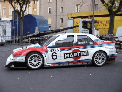 1996 Alfa Romeo 155 V6 TI ITC 8