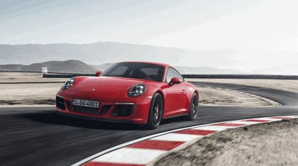 2017 Porsche 911 ( 991 type II ) Carrera GTS 1