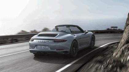 2017 Porsche 911 ( 991 type II ) Carrera GTS cabriolet 2