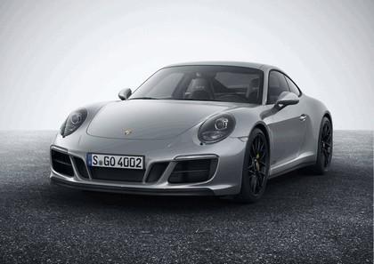 2017 Porsche 911 ( 911 type II ) Carrera 4 GTS 1