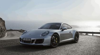 2017 Porsche 911 ( 911 type II ) Carrera 4 GTS 4