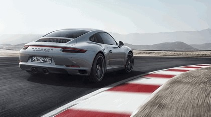 2017 Porsche 911 ( 911 type II ) Carrera 4 GTS 6