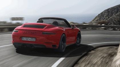 2017 Porsche 911 ( 991 type II ) Carrera 4 GTS cabriolet 5