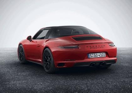 2017 Porsche 911 ( 991 type II ) Targa 4 GTS 2