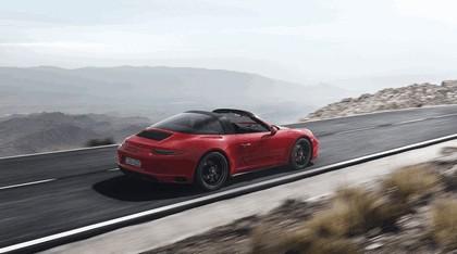 2017 Porsche 911 ( 991 type II ) Targa 4 GTS 5