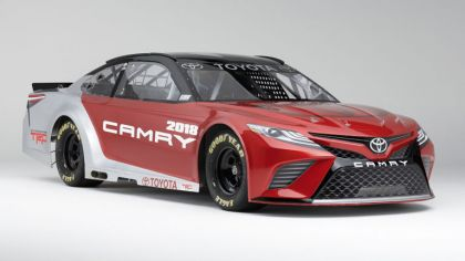 2017 Toyota Camry NASCAR 4