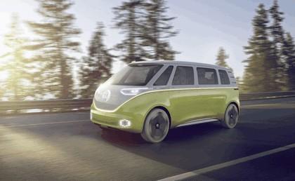 2017 Volkswagen I.D. BUZZ concept 3
