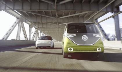 2017 Volkswagen I.D. BUZZ concept 5