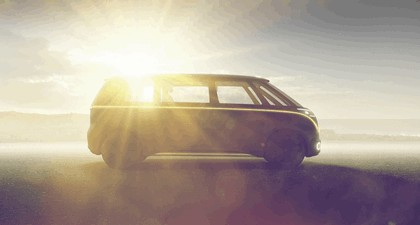 2017 Volkswagen I.D. BUZZ concept 7