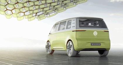 2017 Volkswagen I.D. BUZZ concept 9