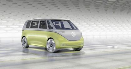 2017 Volkswagen I.D. BUZZ concept 11