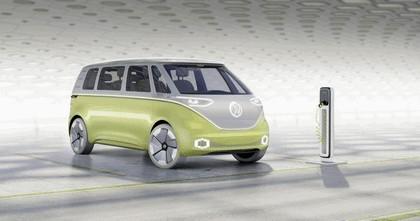 2017 Volkswagen I.D. BUZZ concept 12