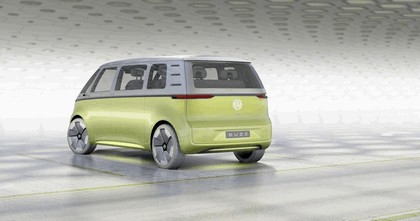 2017 Volkswagen I.D. BUZZ concept 13