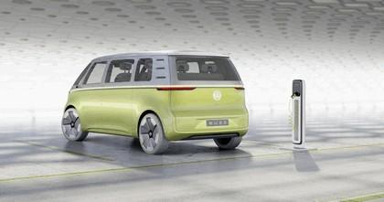 2017 Volkswagen I.D. BUZZ concept 14
