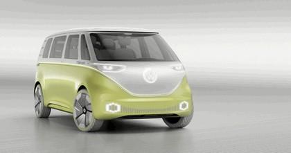2017 Volkswagen I.D. BUZZ concept 15