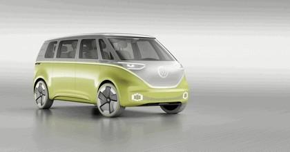 2017 Volkswagen I.D. BUZZ concept 16