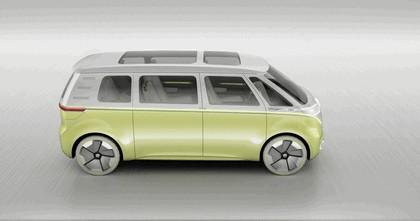 2017 Volkswagen I.D. BUZZ concept 17