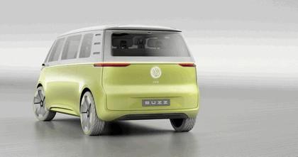2017 Volkswagen I.D. BUZZ concept 18
