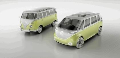 2017 Volkswagen I.D. BUZZ concept 20