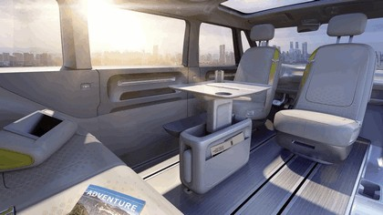2017 Volkswagen I.D. BUZZ concept 21