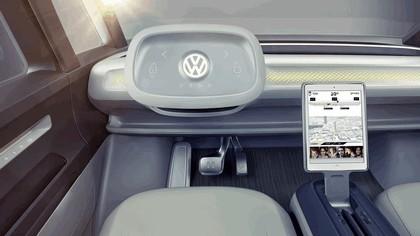 2017 Volkswagen I.D. BUZZ concept 24