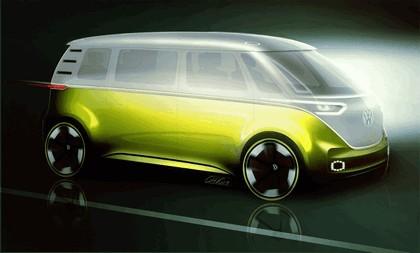 2017 Volkswagen I.D. BUZZ concept 31