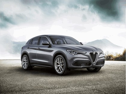 2017 Alfa Romeo Stelvio First Edition 1