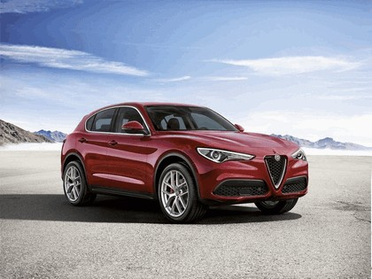 2017 Alfa Romeo Stelvio First Edition 7