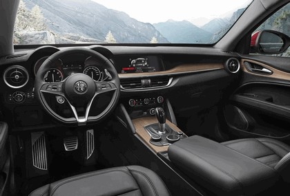 2017 Alfa Romeo Stelvio First Edition 10