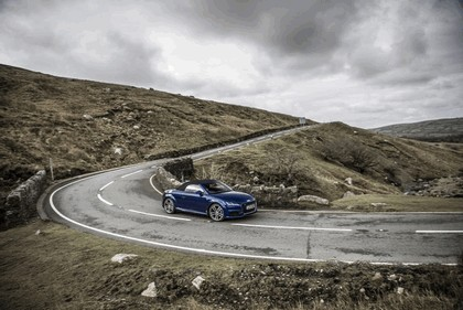2017 Audi TT TDI quattro - UK version 1