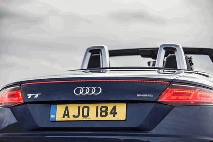2017 Audi TT TDI quattro - UK version 8