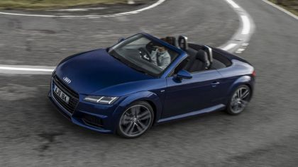 2017 Audi TT TDI quattro - UK version 4