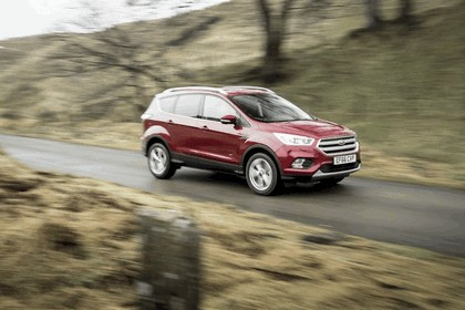 2017 Ford Kuga - UK version 2