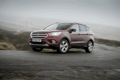 2017 Ford Kuga - UK version 19