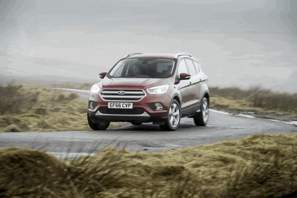 2017 Ford Kuga - UK version 25