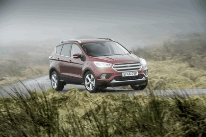 2017 Ford Kuga - UK version 31